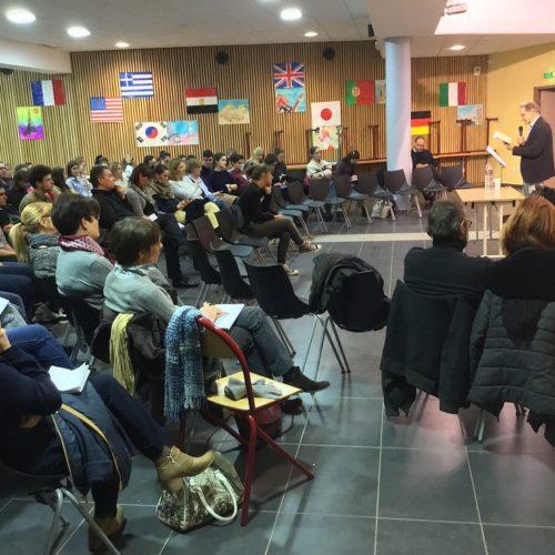 Conférence JN Dumont